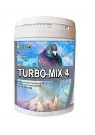 Turbo Mix 4 250g Elita