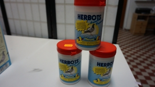 Herbots - Optimix  - Herbots pre holuby