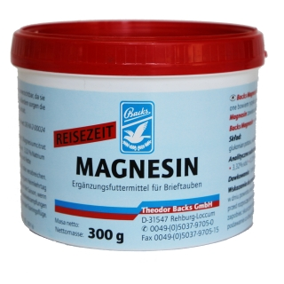 Magnesin 300g Backs