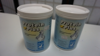 Protein plus -Backs