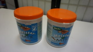 Meister Mix -Backs