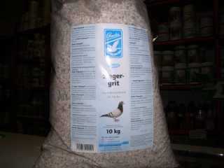 Backs - Sieger grit  10 kg