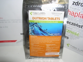 Haap Laps - Dutrion Tablets 24 tabliet.